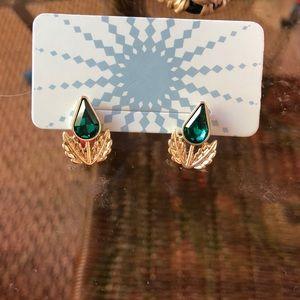 Green Growth Earrings